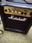 Guitar amp marshall