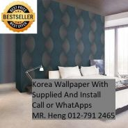 Wall paper with Installation for your HOME yg6