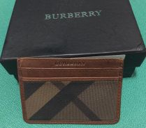 Authentic Burberry cards holder new singapore