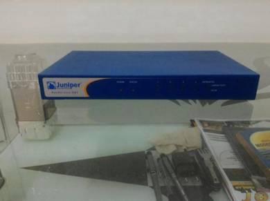 Juniper NetScreen 5-GT Firewall
