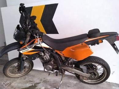 KAWASAKI D-TRACKER 250cc