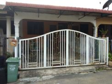 Rumah teres di Taman Dato Rashid Jalan By Pass