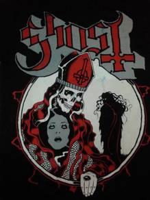 Ghost band tee