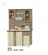 4 FT Kitchen Cabinet (M-8428 )22/06