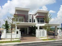 [Lelong house] 22x80 2Storey House (FREEHOLD), near Nilai area
