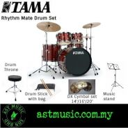 Tama Rhythm Mate RM52KH6 Drumset With Cymbals - WR