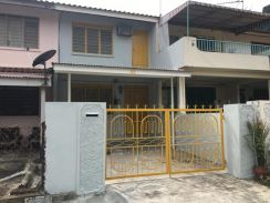 Best ipoh cempaka fully renovated 2 sty hse with 3 rooms