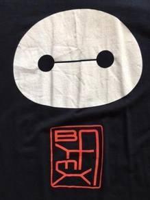 BAYMAX Big Hero 6 Official Licensed tshirt M BNWT