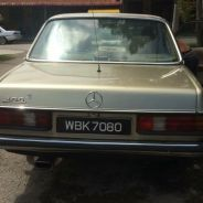 Used Mercedes Benz 200E for sale