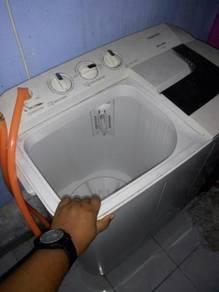 Toshiba Washing Machine Semi Auto