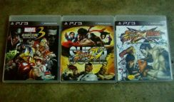 Ps3 original Fighting game