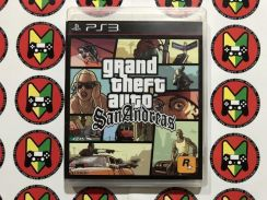 [USED]PS3 Grand Theft Auto San Andreas