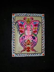 Amulet Thai 4 : Thep Jamleng Blk B by K.Krissana
