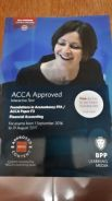 ACCA BPP F3 Study Text and Revision Kit