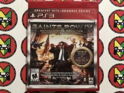 [USED]PS3 Saint Row 4 National Treasure Edition
