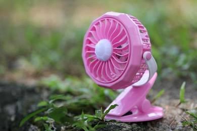 Camping Fan F007-1 (Pink)