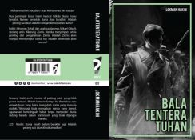 Buku hitam press - bala tentera tuhan