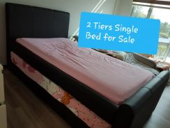 2-Tiers Super Single bed for Sale