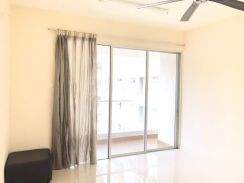 PV2 Condo Setapak (Near Taman Melati LRT) - Medium Room with Balcony