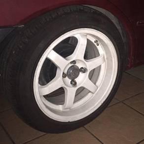 Bride Cuga / Volk Racing TE37