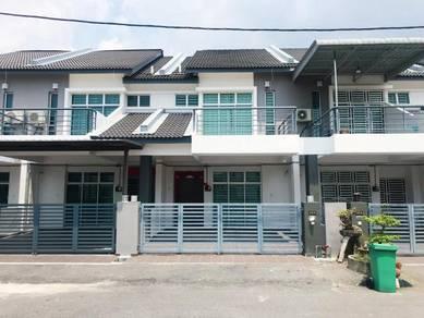Taman Sinar Intan 3 Renovated Double Storey Terrace House