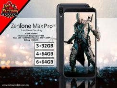 Asus Zenfone Max Pro (M1) [ 3+32 4+64 6+64GB ]
