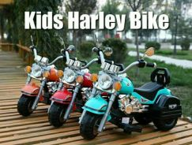 Motor Harley Kanak-Kanak