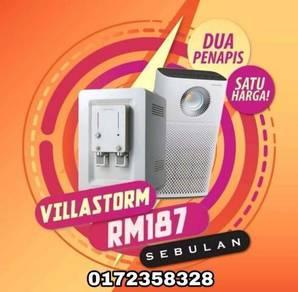 Penapis Air dan udara jimat Terengganu280901