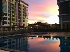 Tribeca Condo (New Unit) at Urat Mata Jalan Song Kuching