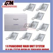 Panasonic 824 keyphone system main-GEO 25