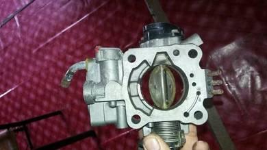 Trottle body waja mmc 1.6