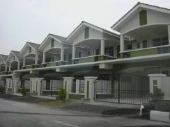 Gated & Guarded New 2-Sty Super Big Terrace House 22x80 Cheras
