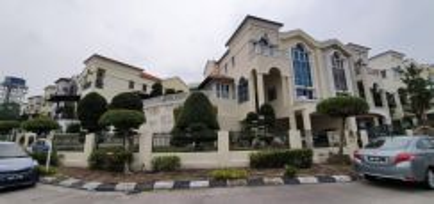 Cheras Perdana Puncak Perdana , Corner 2 And Half Semi-D 5466Sf