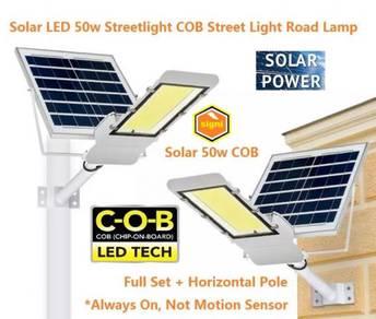 Solar LED 50w Streetlight COB Solar Street