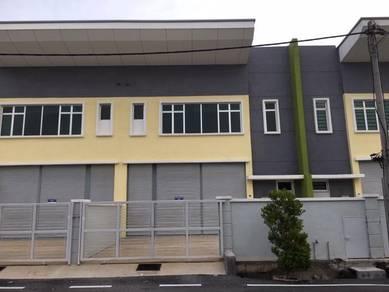 Factory Perindustrian Taman Angkasa Nuri ,Durian Tunggal Melaka