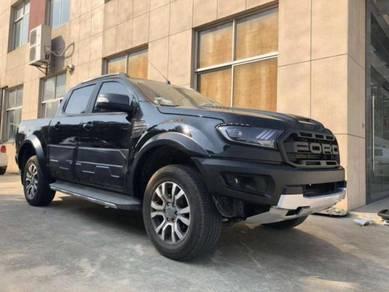 Ford ranger t6 convert t7 raptor bumper bodykit 6