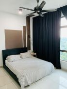 Parc regency Plentong Rumah sewa murah 3 bed Fully Low deposit