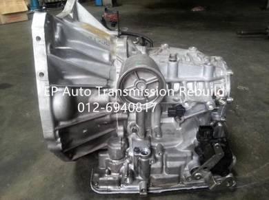 Rebuild Nissan Livina/Latio 4 Speed Auto Gearbox