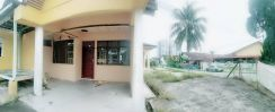 Johor, Taman Daya 1 Storey Corner Lot CAN FULL LOAN