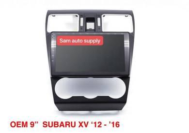 Subaru xv OEM android player