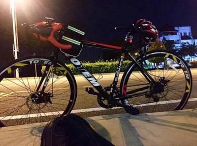 Totem win alloy racing bike 700c 14sp