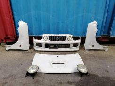 JDM Daihatsu L8 Front Body Part Set for Kelisa