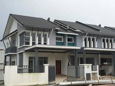 RM1K dpt Rmh BARU PEMAJU [FULL Loan+CASH Back] Jln Kebun Shah Alam S29