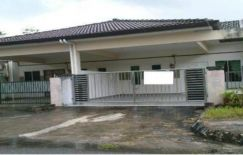 Single Storey House for rent at Riveria Kuching