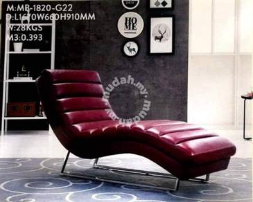 Casa Leather Relax Chair