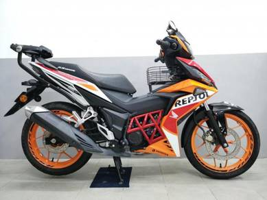 Honda RS150R V2 - Repsol Edition