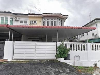 Desa Cempaka AMPANG Endlot Teres Renovated
