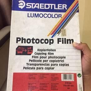 Photocop film