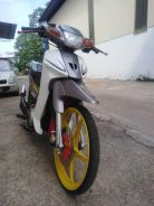 Motor Yamaha ss110