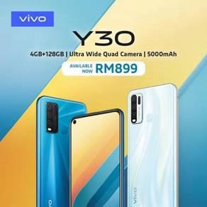 Vivo Y30 [4GB+128GB ] - Original Vivo Malaysia
